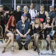 Bonoboville Mafia Meeting on the Hilton Patio