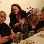 With Joanna Cassidy, Leslie, Josi Mariposa