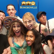 How Many Bonobos Fit in An Elevator?