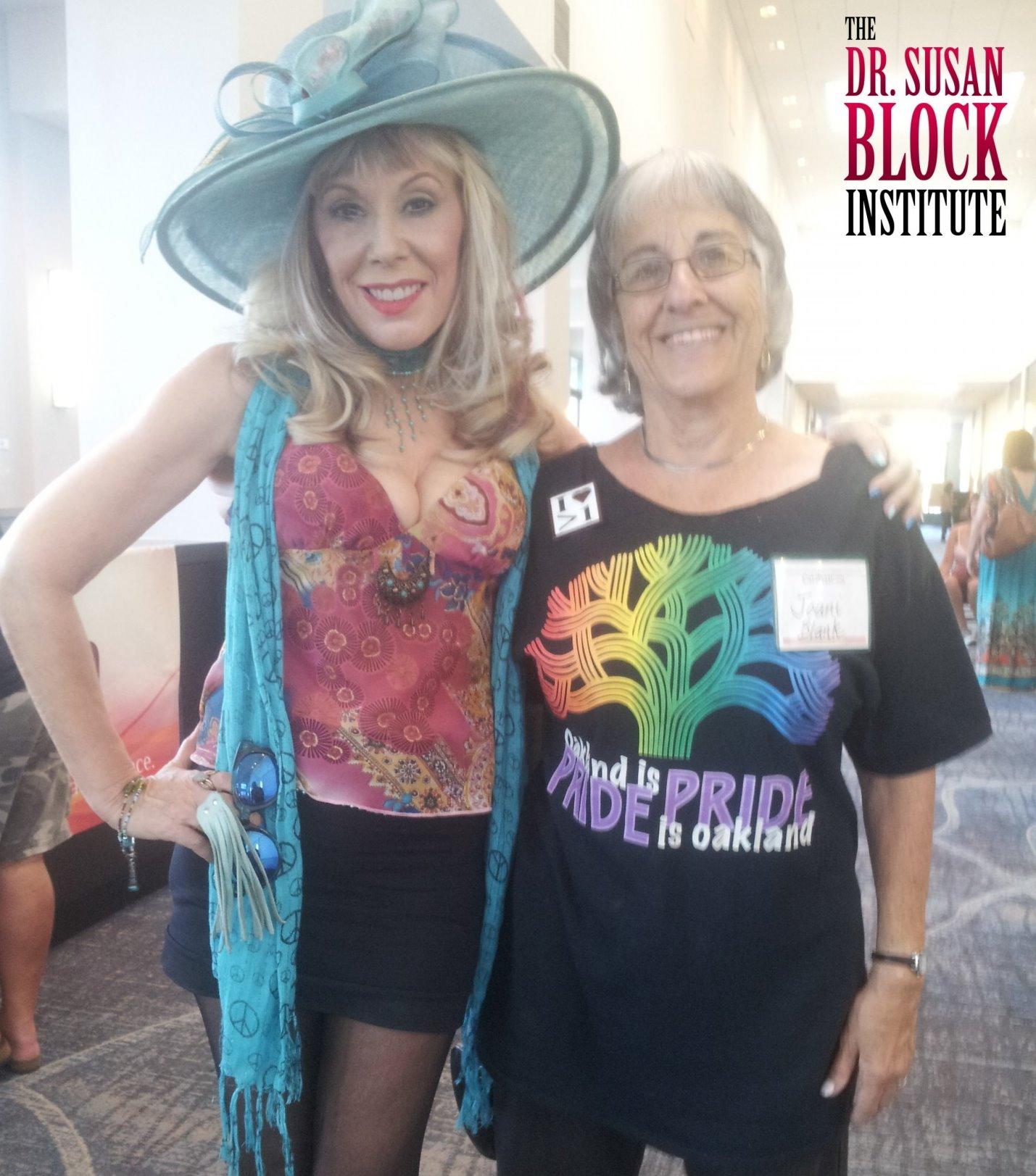 RIP Joani Blank: She Gave Us Good Vibrations