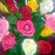 Ms. Porcelain's Bouquet
