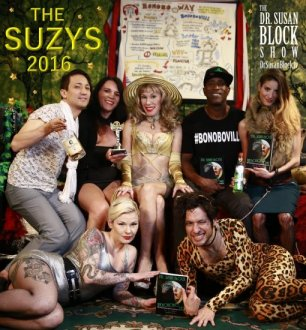 It's The SUZYs! Announcing the 5th annual DrSusanBlock.Tv Awards for 2016