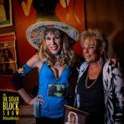 With Rhonda Jo Petty