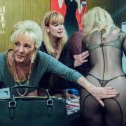 Spanking Nina Hartley