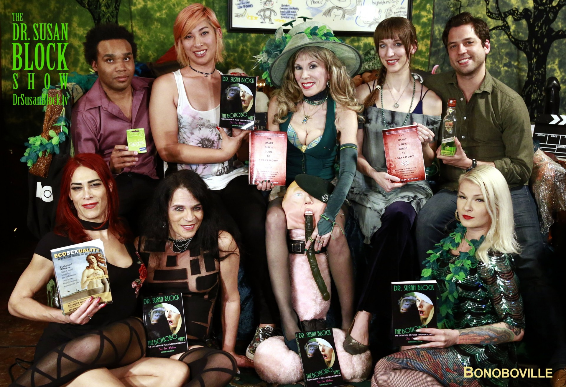 A Poly St. Paddy's in Bonoboville