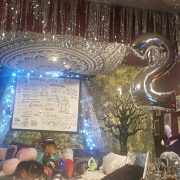 Silver Womb Room
