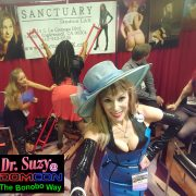 Ms. Liz at Sanctuary