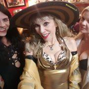 With Jacquie Blu & Gypsy Bonobo