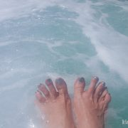 Foot Whirlpool