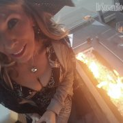 FemDom of the Fire Pit