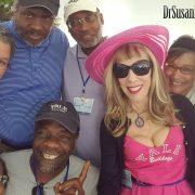 With Sandy Howard, Wilson Gonzalez, Bob Wright, Renny Tyson, Phoebe Tree, Priscilla Tyson & Marvin Blakely