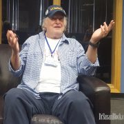 Max holds forth about his many years doing radio