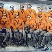 Y Men in Orange