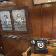 Old-Fashioned Hotel Phone