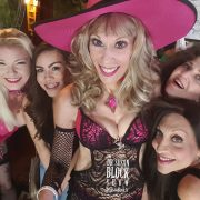Pre-Show Group Selfie