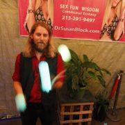 Juggling Murdock