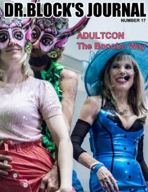 The Bonobo Way of Great Sex at Adultcon
