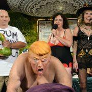 Putin puts Gourdy to work on Trumps Rump