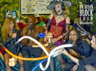 Sex Pop & Bubbly, the Bonobo Way + Celebrity Fantasy Therapy Whenever You Need to Talk: Call 213-291-9497