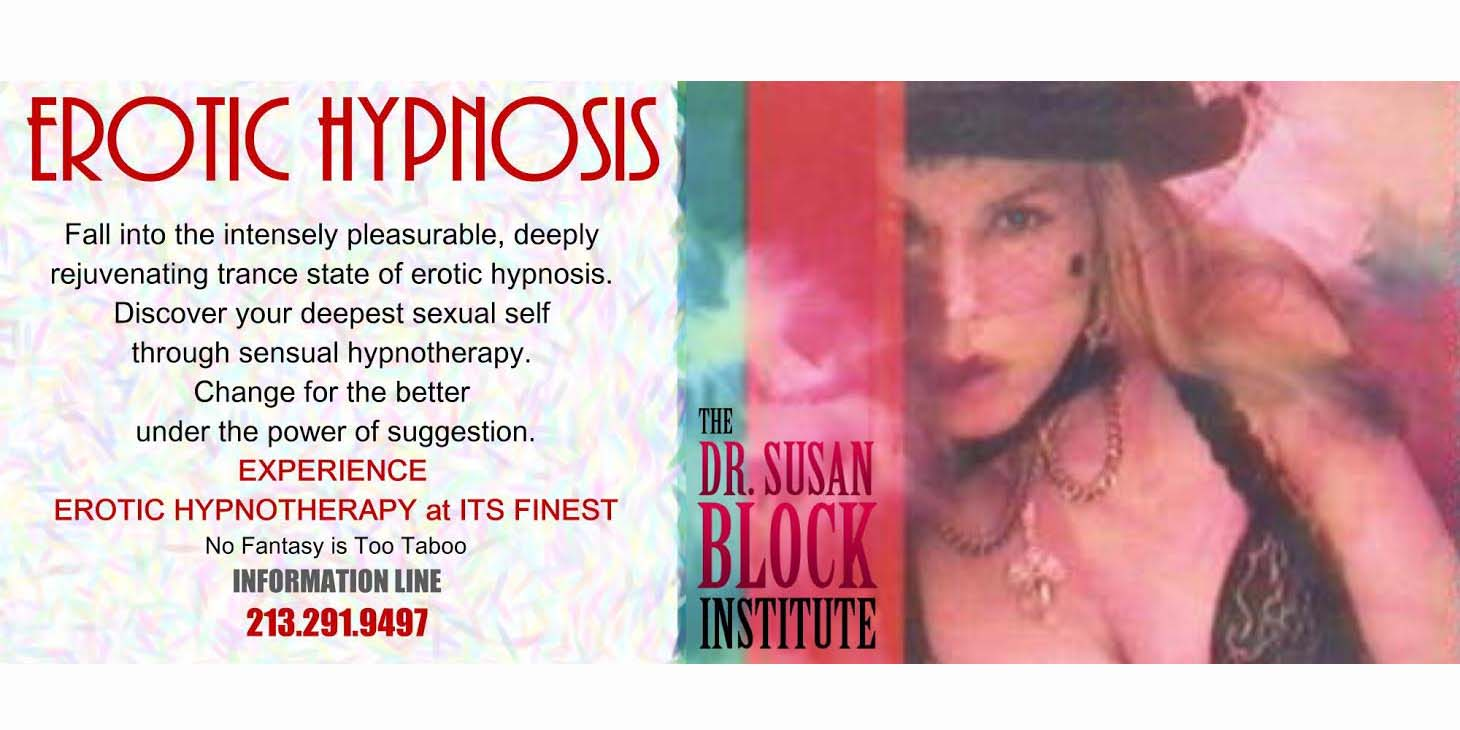 Dr. Susan Block's Journal