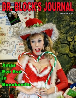 Xmas Eve Eve, Festivus, Trumpus, Saturnalia & Candy Cane Orgasms for Peace on Earth!