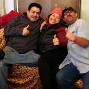 Frankie, Ana & Miguel