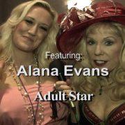 Alana Evans on DrSuzy.Tv