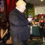 Trump enters Tweeting