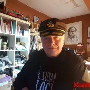 Capt'n Max prepares to set sail