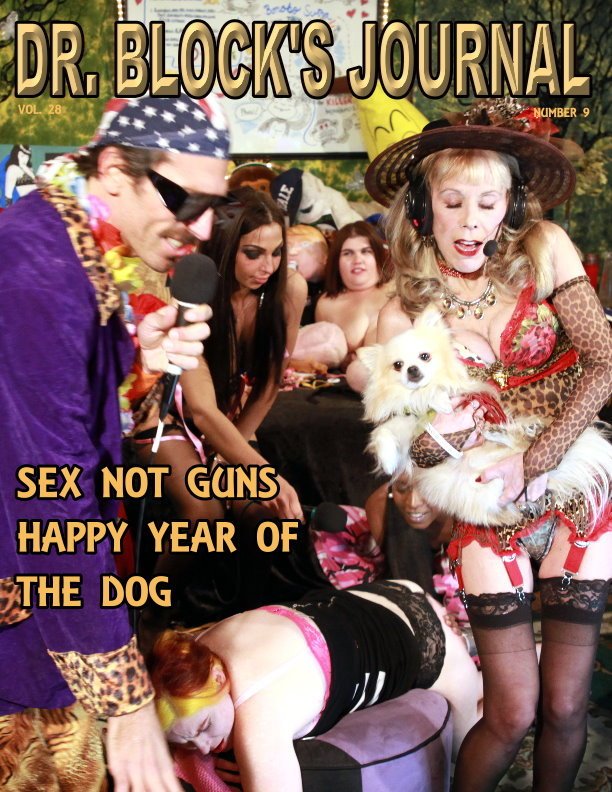Sex Not Guns: Happy Year of the Dog