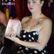 Siouxsie loves Bella's DVD
