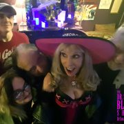 With John Clark, Derek Wilder, Lillith Lustt and Sneaky Ron Jeremy (selfie)