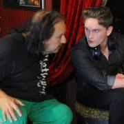 Ron inquires with Xavior