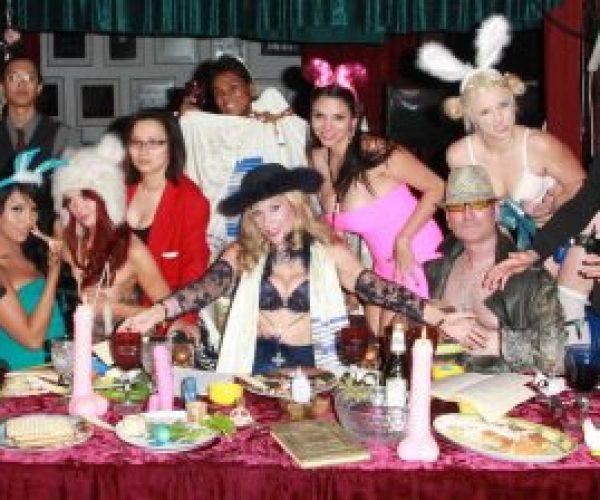 Happy Easter! Pesach Sameach! Spring Showers & Woman Power, the Bonobo Way, Now Playing on DrSuzy.Tv | Holidazed? Call 213-291-9497 for Phone Sex Therapy Anytime You Need to Talk