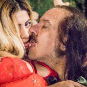 Ron Kissing Mariposa