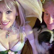 John Barrymore & Jasmine Selfie