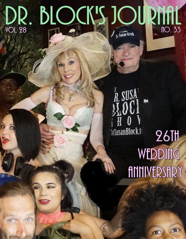 26th Wedding Anniversary Bacchanalia