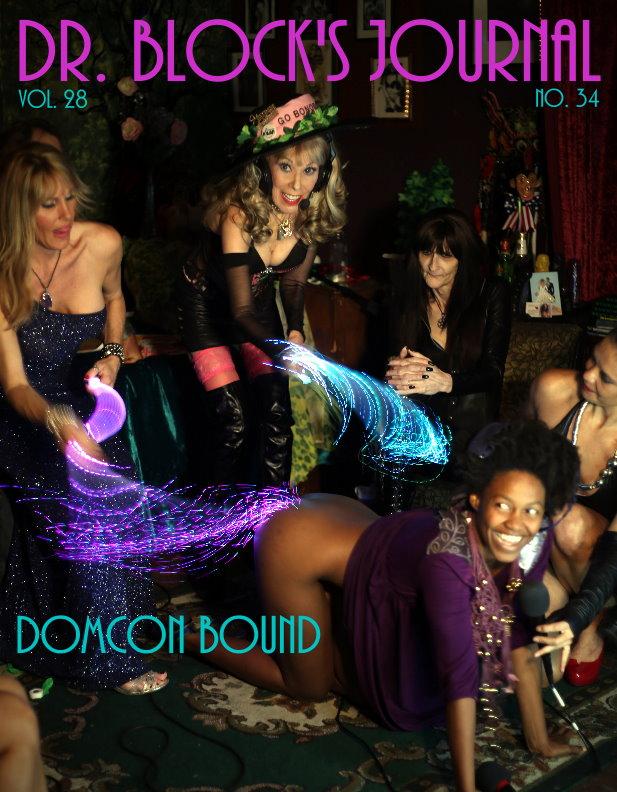 DomCon Bound on DrSuzy.Tv