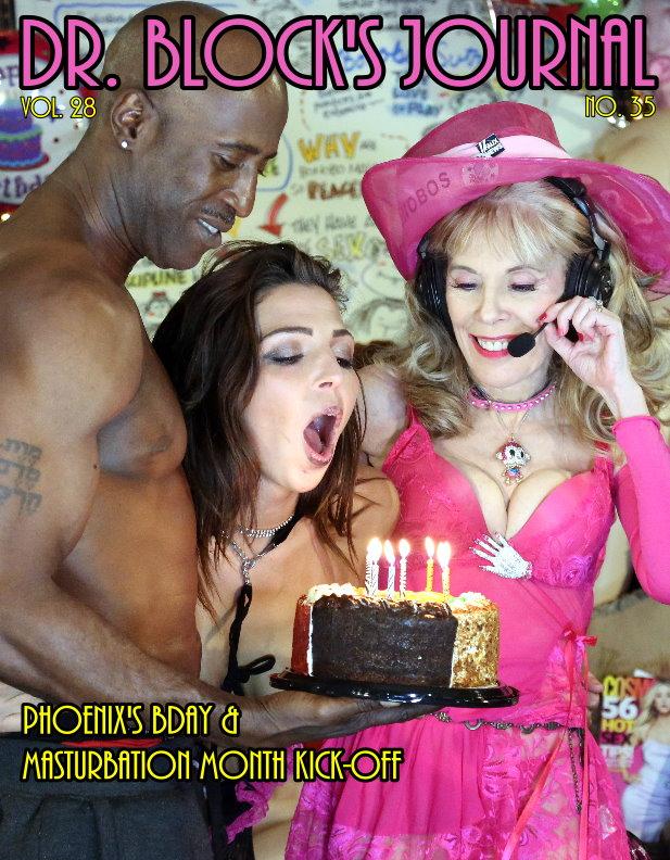 Happy Birthday Phoenix, Masturbation Month Kick-Off & Incel Therapy, Bonobo-Style