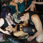 Milf-Titty Sucking Party