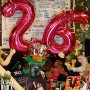 26th Anniversary Broadcast Bed