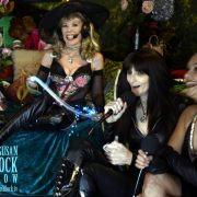 Laughing with Mistress Cyan