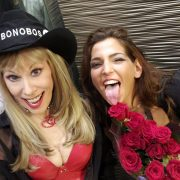 With Max, Phoenix & Roses for DomCon