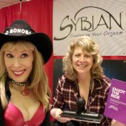 With Sybian Inventor's Daughter Bunny Lambert