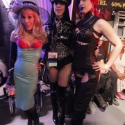 Ms. Porcelain & Domina Synful
