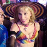 Prof. Oni & Chynna Selfie