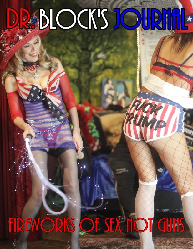 Fireworks of Sex Not Guns