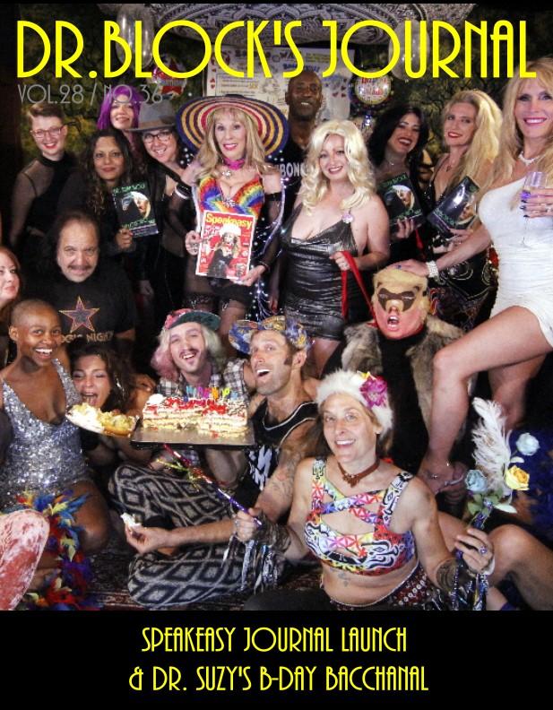 Speakeasy Launch & Birthday Bacchanalia