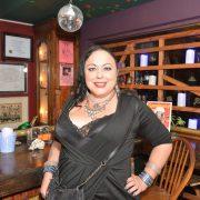 Rubenesque Calista in the Speakeasy Bar