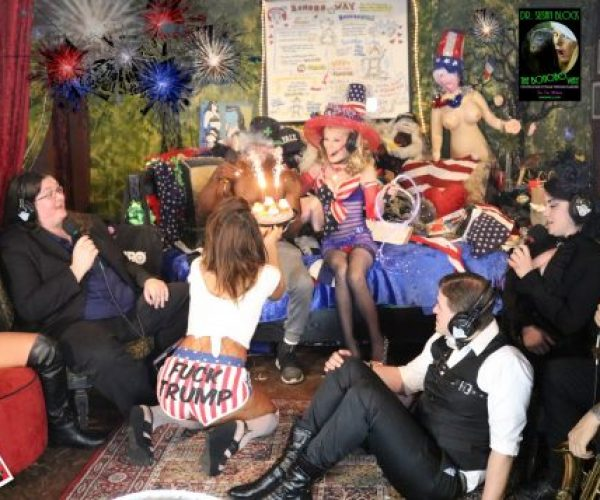 """Fireworks of Sex Not Guns"" Now Playing on DrSuzy.Tv 